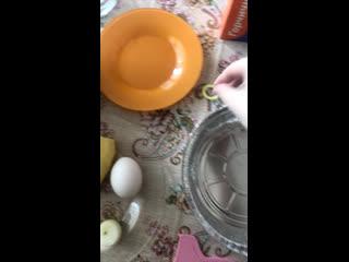 Самоизоляция кулинарный блог готовим картошечку с мясными шариками
