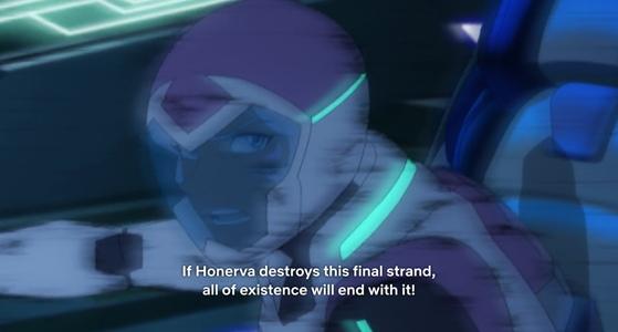В погоне за призраками восьмого сезона(Voltron), изображение №17