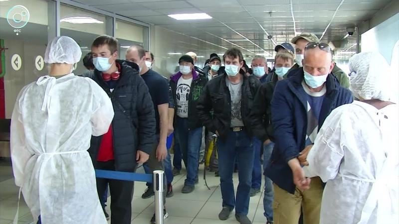 В Толмачёво смягчили ограничения по коронавирусу