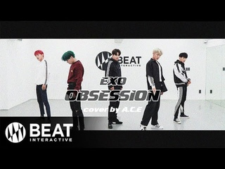 EXO (엑소) - Obsession Dance Practice (by  에이스)