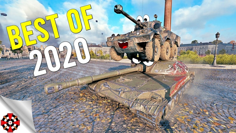 World of Tanks Funny Moments BEST OF 2020 The Best WoT RNG Fails Glitches Part 2