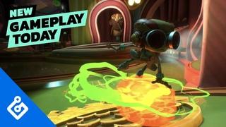 Psychonauts 2 – New Gameplay Today