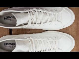 Converse Maison Martin Margiela Sneaker Collection