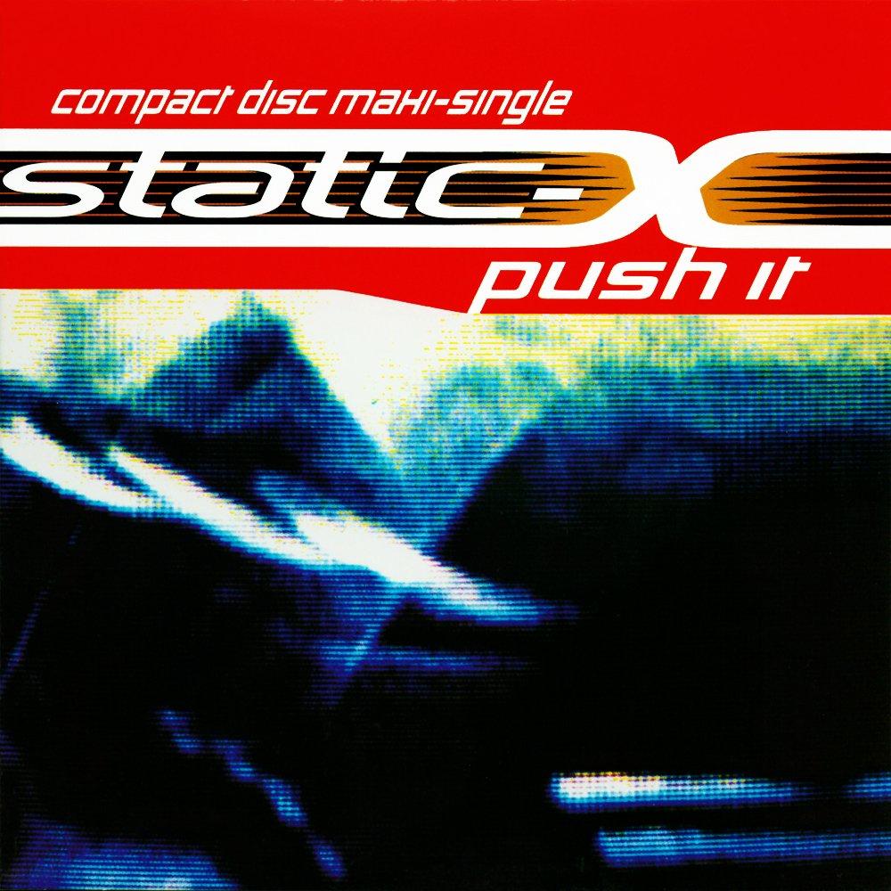 Static-X album Push It