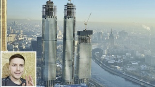 Топ-3 новых небоскреба Москва-Сити 2021 года!