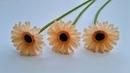 How To Make Gerbera Paper Flower / Paper Flower / Góc nhỏ Handmade