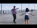 Девушка Танцует Забавно Кайфово В Баку 2019 Чеченская Лезгинка Ловзар ALISHKA NELYA ELXAN