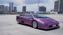 Behind the wheel of a 600hp Diablo SE JOTA