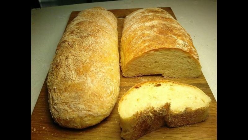 Хлеб без замеса Получится у КАЖДОГО