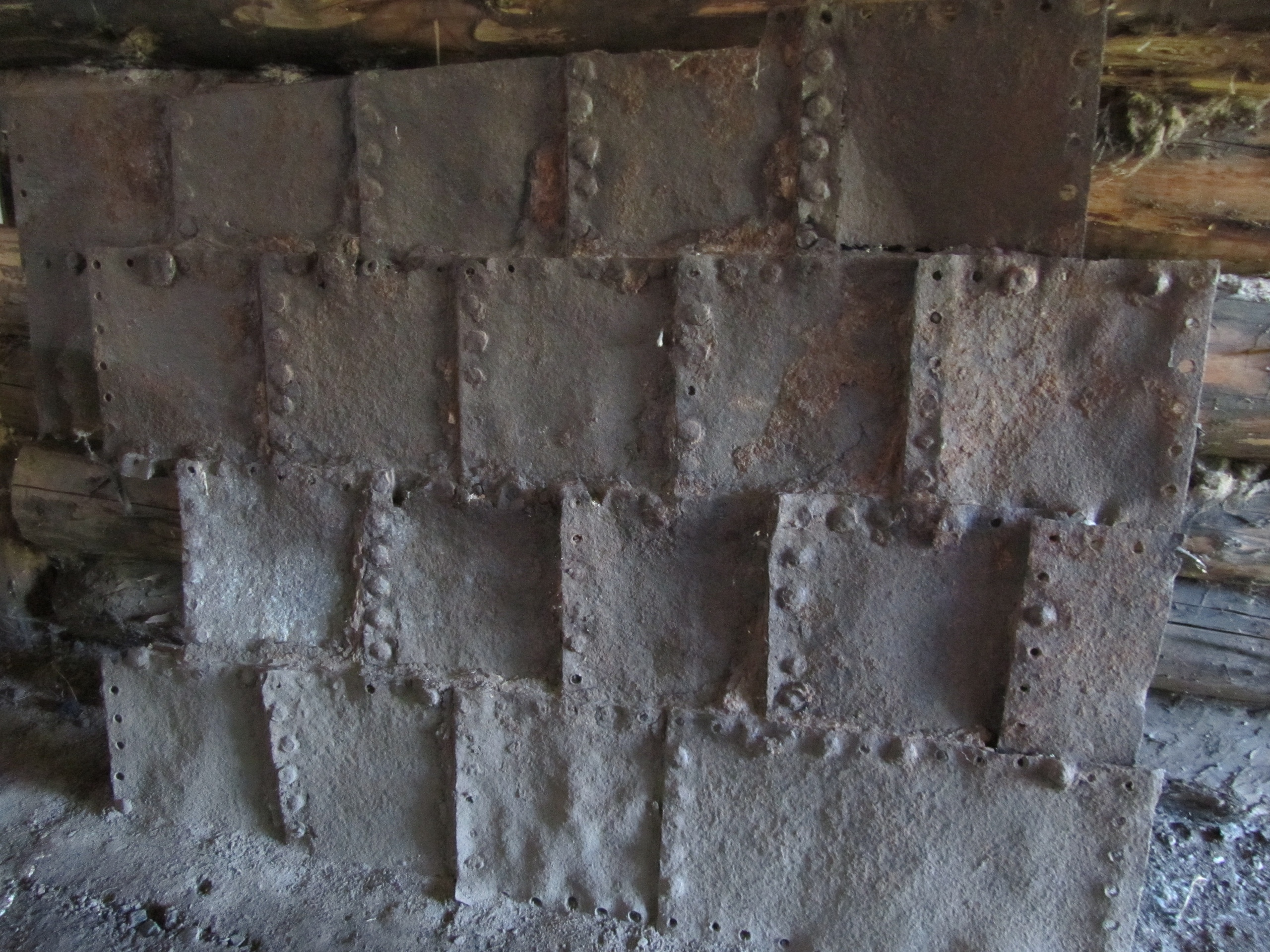 на таких цыренах протвинях в старину варили соль