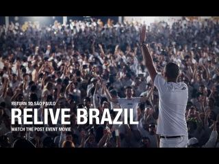 Sensation Brazil '13 'Innerspace' post event movie
