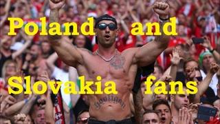 Poland -Slovakia  1-2 EURO 2020 Highlights and Goals. polska slovenia ultras before match in russia