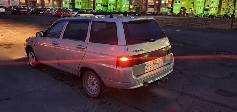 2111 2002 год, мотор 16кл, есть фаркоп. На   Объявления Орска и Новотроицка №11057