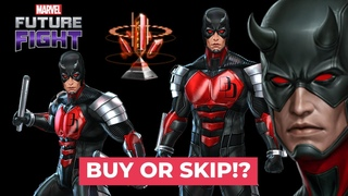 Daredevil New uniform first look - Corvus and Proxima 99 Clears! - Marvel Future Fight