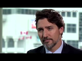 Canadas Prime Minister Justin Trudeau said most Canadians are very supportive of having the Duke & Duchess of Sussex in Canada