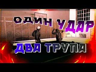 DayZ Монтаж | Один Удар - Два Трупа