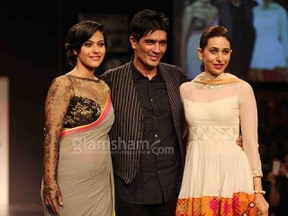 Lakme Fashion Week 2013 Day 1: Priyanka, Kajol, Karisma spotted