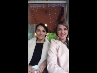 Мамины отлучки. Чёткий Четверг с Юлией Плотниковой и Марией Худяковой