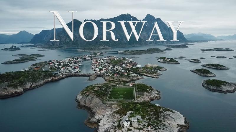 Норвегия от Нордкапа до Осло