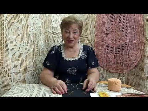 Всё что надо знать о филейном вязании Мастер класс по вязанию крючком от О С Литвиной