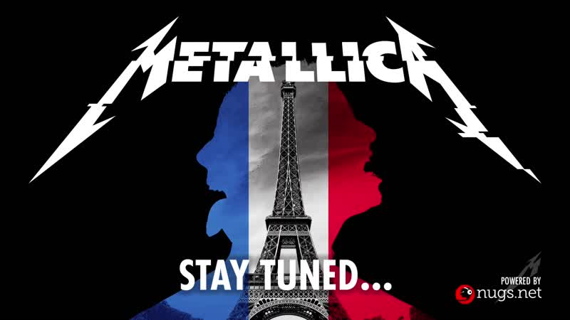 Metallica Live In Paris At Accor Hotels Arena In Paris France September 8 2017 142' 1080p