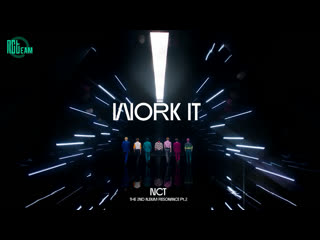 РУС.СУБ + КИРИЛЛИЗАЦИЯ NCT U - Work It