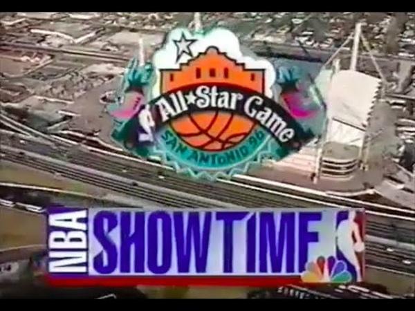 1996 All Star Game San Antonio
