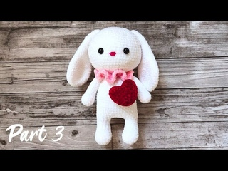 VAL THE RABBIT 🐇 | PART 3 | HOW TO SEW & ASSEMBLING