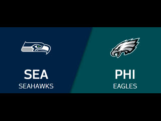 Nfl 2019-2020 / wild card / seattle seahawks philadelphia eagles / 2h / en