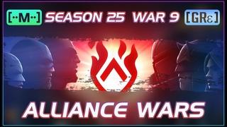 The MATRIX vs GRε    AW S25 W9    Marvel Contest of Champions