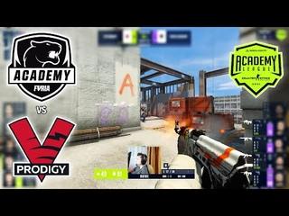 FURIA Academy vs  - WePlay Academy - HIGHLIGHTS   CSGO