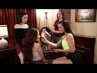 Aidra Fox, Jillian Janson, Sabina Rouge, Aria Lee [FullHD 1080p, Lesbian, Masturbation, Squirt]