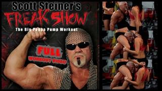 Scott Steiner's FREAK SHOW: The Big Poppa Pump Workout Video