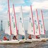 Детская парусная команда яхт-клуба Балтиец
