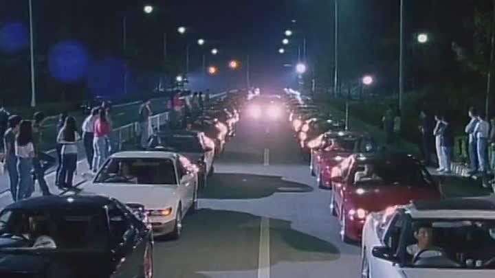 Гонки на автостраде Шуто 1992 Shuto Kousoku Trial 4 with Keiichi Tsuchiya