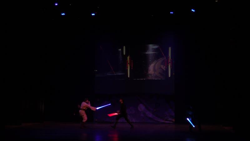 2 2 Star Wars Episode III Revenge of the Sith Незримая Длань Школа Саберфайтинга Москва 375