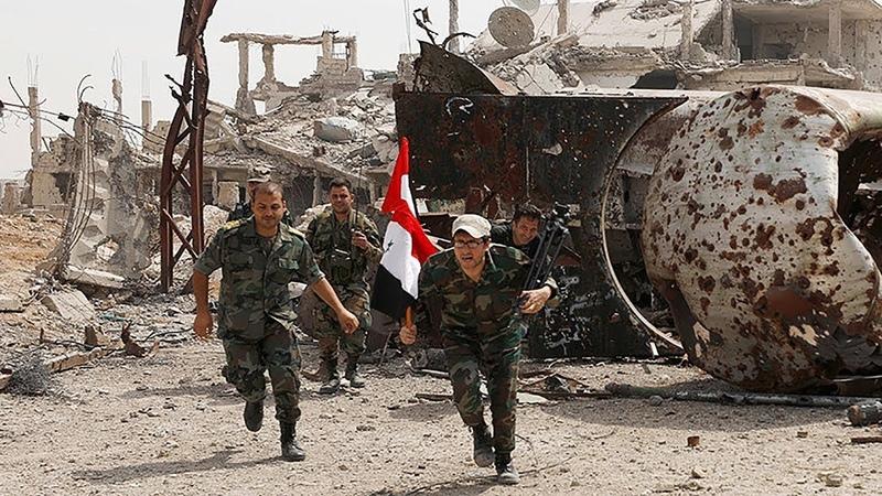 В Сирии пообещали сбивать все самолёты нарушающие воздушное пространство