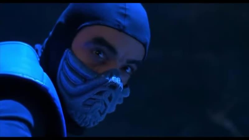 Смертельная битва Mortal Kombat Трейлер 1995