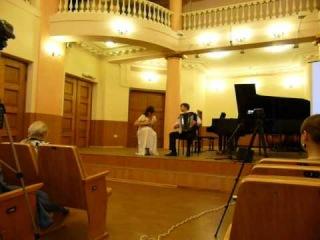 Niccolo Paganini Sonatina in A Minor