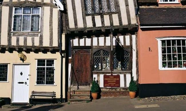 Кривая деревня в Англии, изображение №7
