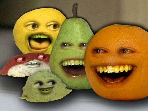 Annoying Orange - Wasssabi