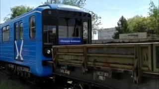 "81-717/714 ""Номерной"" Самарский Метрополитен"