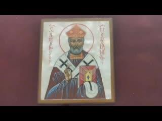 Воскресная проповедь свящ. Александр Сатомский .