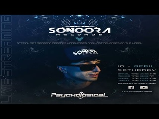 Psychological -  Sonoora Records Live Streaming (2021)