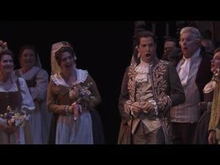 Моцарт Свадьба Фигаро Акты III, IV / THE MARRIAGE OF FIGARO - San Francisco Opera 2015