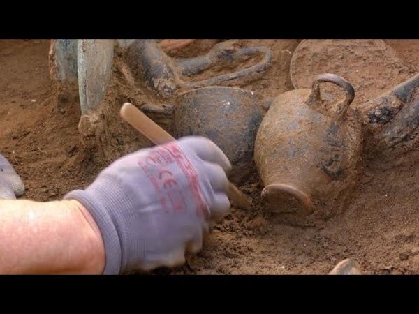 Un squelette vieux de 24 siècles retrouvé en Corse AFP News