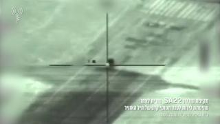 Уничтожение Зрпк Панцырь в Сирии ракетой Спайк