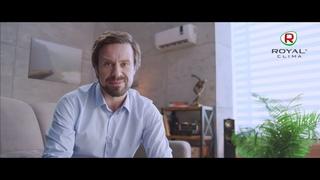 Рекламный ролик ROYAL Clima кондиционеры | Гамлет | Королевский комфорт доступен каждому