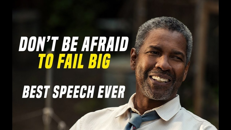 Denzel Washington Aspire To Make A Difference Best Motivational Speech Ever