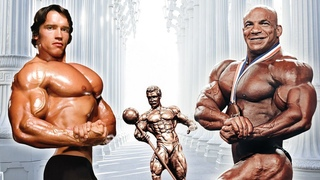 THE EVOLUTION OF BODYBUILDING - HISTORY OF ALL MR. OLYMPIA WINNERS